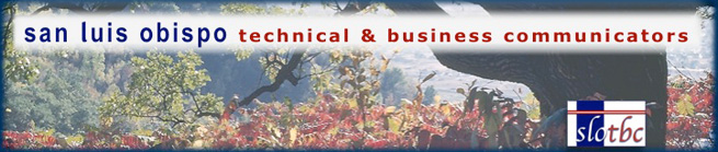 San Luis Obispo Technical & Business Communicators